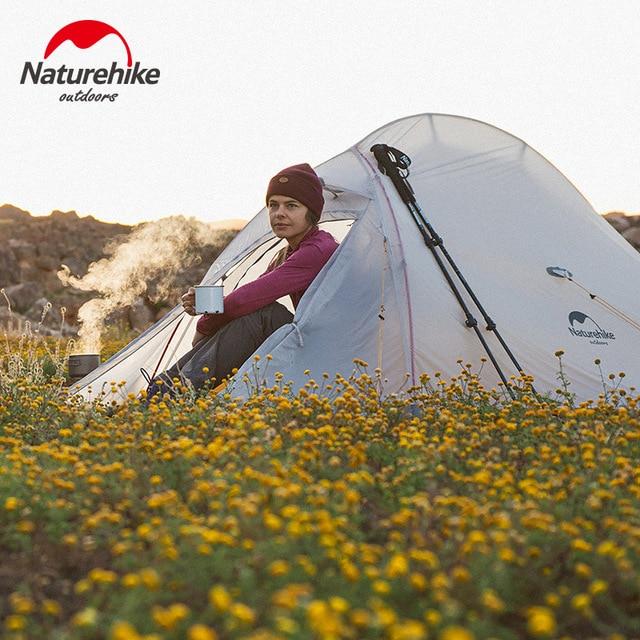 Naturehike Cloud UP 2  10D Ultralight Tent  Self Standing Hiking 1