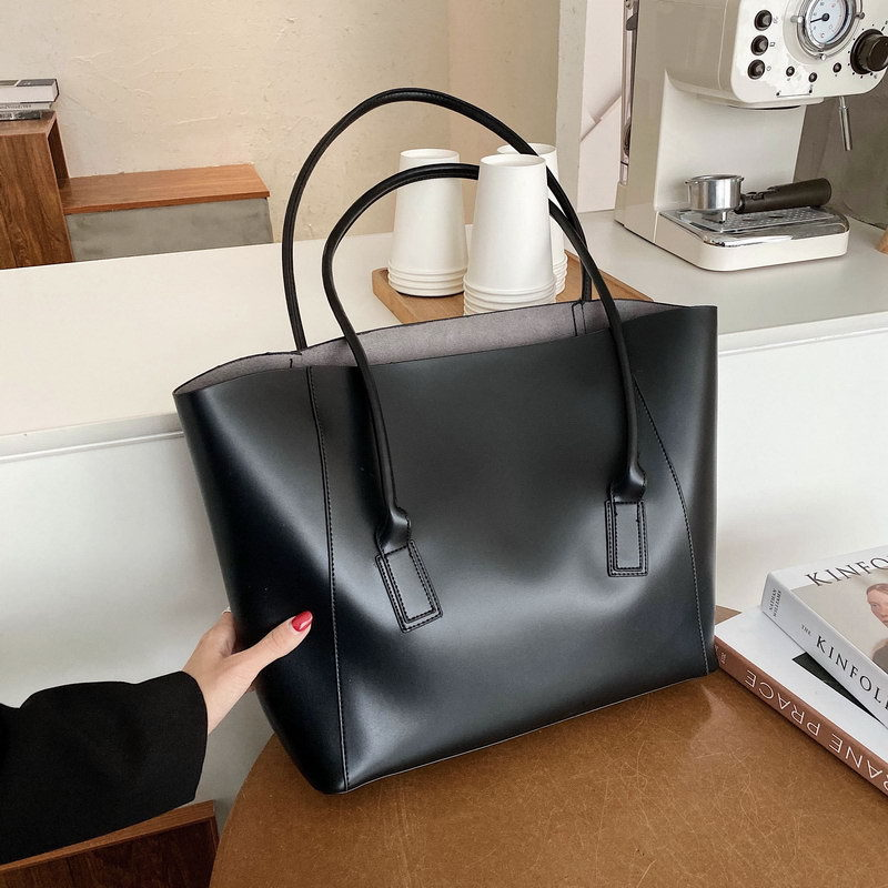 Новинка 2021, модная женская сумка-тоут, Высококачественная сумка-мессенджер на одно плечо, сумка на одно плечо, вместительная сумка