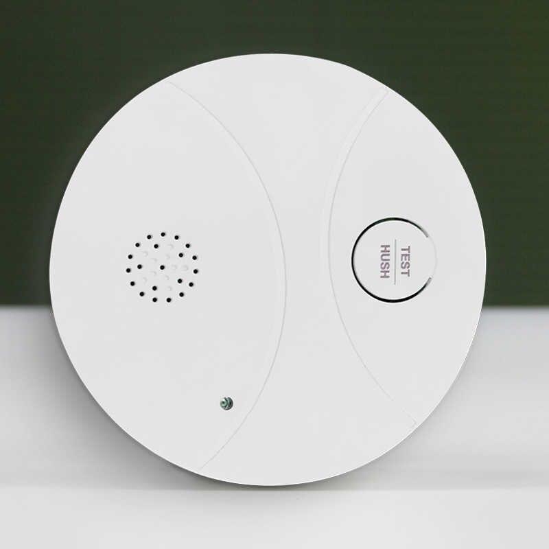 チュウヤスマートホーム zigbee 煙探知センサー、アラーム通知プッシュ app へ、サポートスマートホームオートメーション他チュウヤデバイス