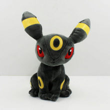 18 Cm Duduk Umbreon Espeon Baru Plush Anime Lucu Pikachued Eevee(China)