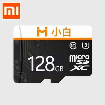 Xiaomi Youpin Xiaobai karta Micro SD 16G 32G 64G 128G 95 MB S 100 MB S karta pamięci Micro TF karta Flash do telefonu aparat Laptop tanie i dobre opinie CN (pochodzenie) Gotowa do działania Xiaobai Micro SD Card Xiaomi memory card 100MB S