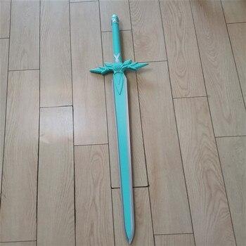Cosplay  Sword Art Online Yuujio Blue Rose Weapon Prop Role Playing SAO 110cm PU Model