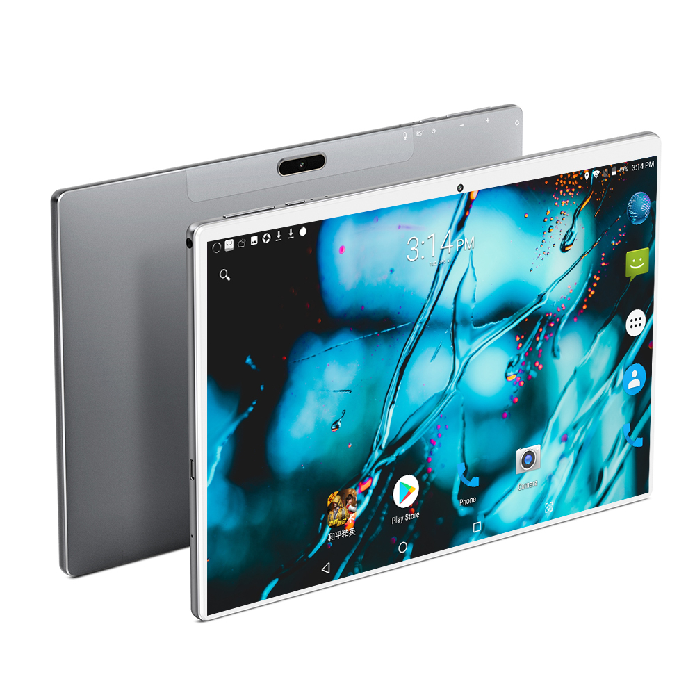 Lonwalk Tablet Tab S6 Bluetooth Wifi Android Camera 4G LTE Rear GPS 1920--1200 10-8-Gb title=
