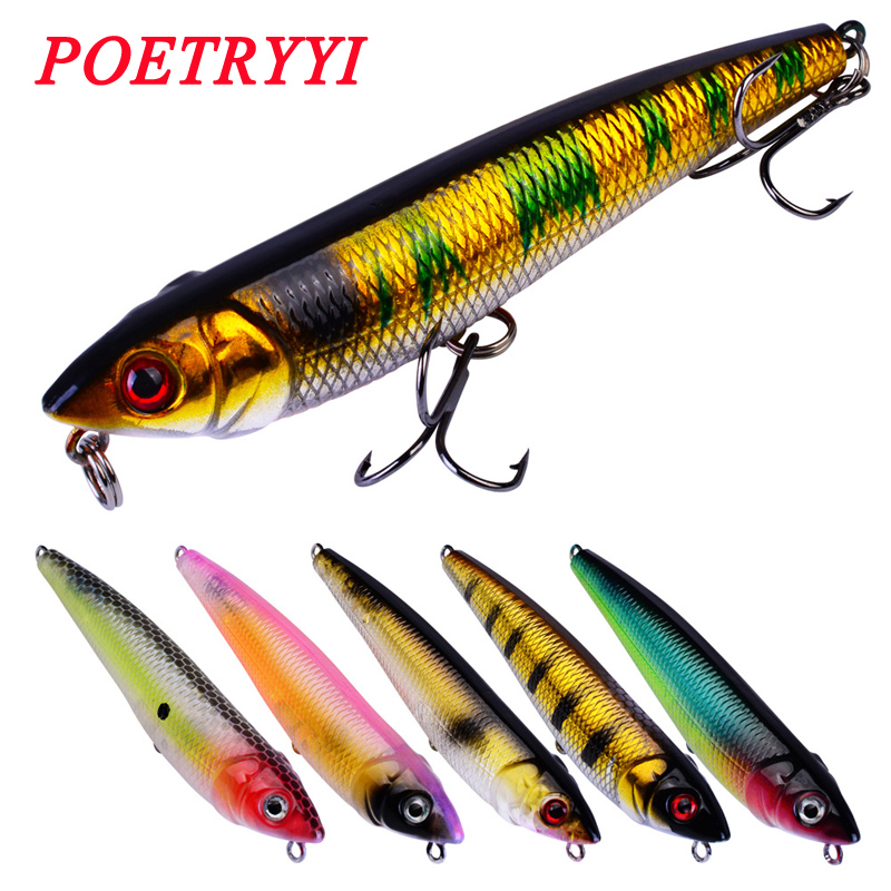 1pcs High Quality Minnow Fishing Lure 10g 9.1cm Artificial Hard Bait Fishing wobblers Peche Bass Pesca Carp Fishing Tackle 30