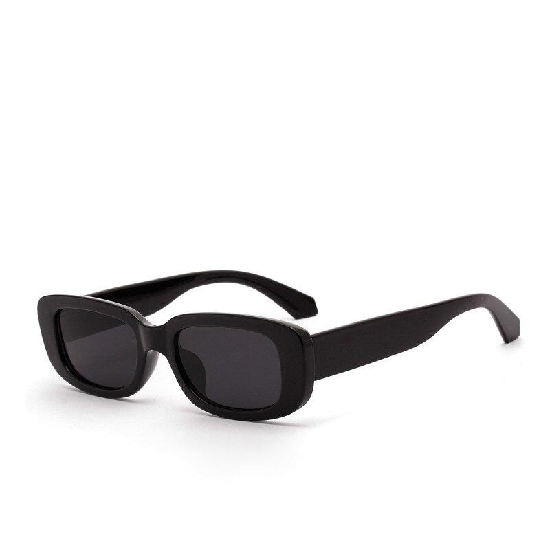 2020 Новые Модные Винтажные Солнцезащитные очки женские брендовые дизайнерские ретро солнцезащитные очки прямоугольные Солнцезащитные очки женские очки UV400|Женские солнцезащитные очки|   | АлиЭкспресс - Я б купила