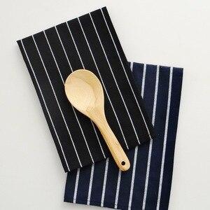 6 шт./компл. черная серия салфетки для гурманов декоративное фоновое полотно для салфеток покрытие стола