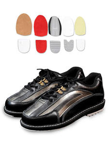 Bowling Shoes Sole Breathable Men with Skidproof-Sole Sneakers Right-Hand Left Hand-Both-Of-Them