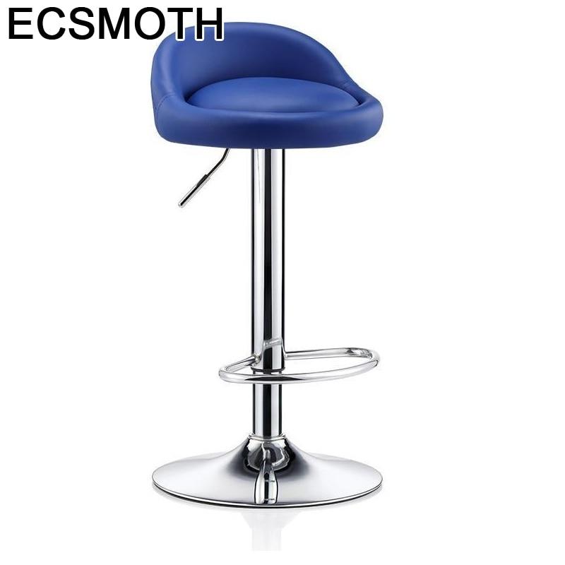 Barstool Taburete La Barra Tabouret De Comptoir Sedie Sedia Sgabello Sandalyesi Sandalyeler Silla Stool Modern Cadeira Bar Chair