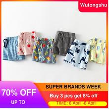 Summer Kids Shorts Baby Wears Girls Boys Cotton Casual Top-Quality