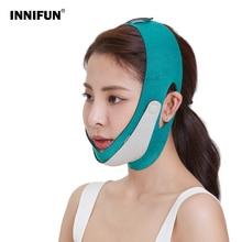 Beauty Face Lift Tape Face Slimming Strap Elastic Belt Double Chin Pulling Lift Up Faical Belt Mask Anti Wrinkle Bandage