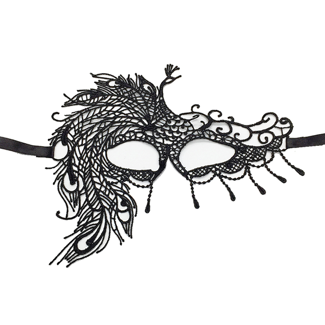 1Pc Sexy Lace Halloween Masks Party Masquerade Queen Mask Eye Mask Women Cosplay Costume Christmas Party For Women Dropshipping 5