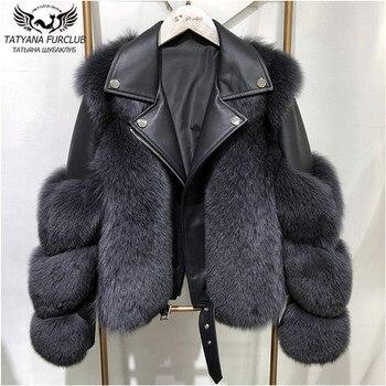Real Fox Fur Coats