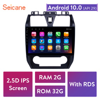 Seicane Car GPS IPS Android 10.0 IPS Navi Auto Radio for Geely Emgrand EC7 2012 2013 support Carplay TPMS DVR Multimedia Player