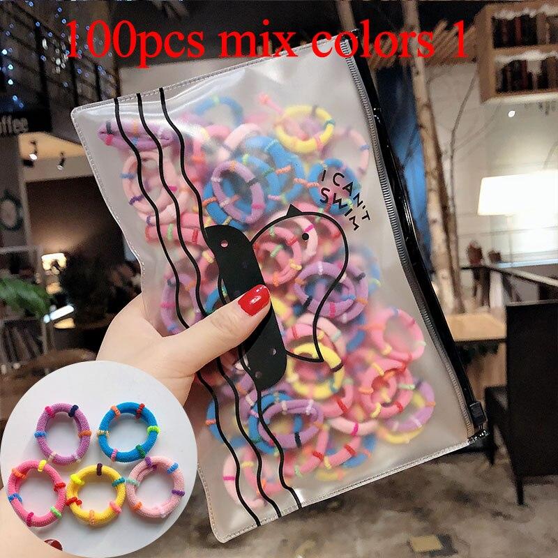 100PCS Mix Colors 1