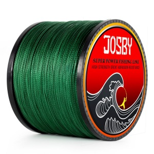 Image 3 - JOSBY 4 Braid Fishing line 10 120LB 150M 300M 500M 1000M 4 Strands Braid Fishing line Multifilament Fishing Wire Carp Fishing