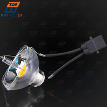 Remplacement V13H010L67 Projecteur Ampoule Nue ELP67 pour Epson EB X02 EB X11 EB X12 EB X14 EB X15 EH TW480 EH TW510 EH TW550 EX3210