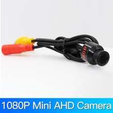 HD Metal Bullet 1080P 1920*1080 SONY IMX323 AHD Mini Surveillance Camera CCTV H.264 1.8mm Lens 2MP Wired Security