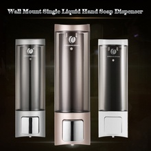 Wandmontage Shampoo Zeepdispenser Sanitizer Badkamer Douche Lotion Pomp Hand Cleanser Dispenser Voor Badkamer Hotel