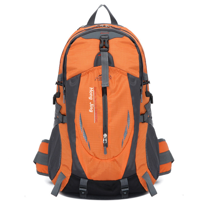 Hot Selling Outdoor Large-Volume Backpack Tear-Resistant Anti-Spillage 45L Mountain Climbing Travel Bag WQ-1013