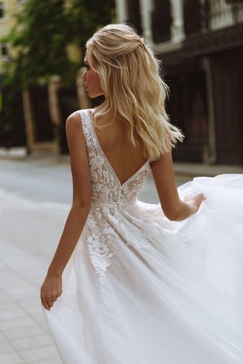 Eightale Boho Wedding Dresses  4