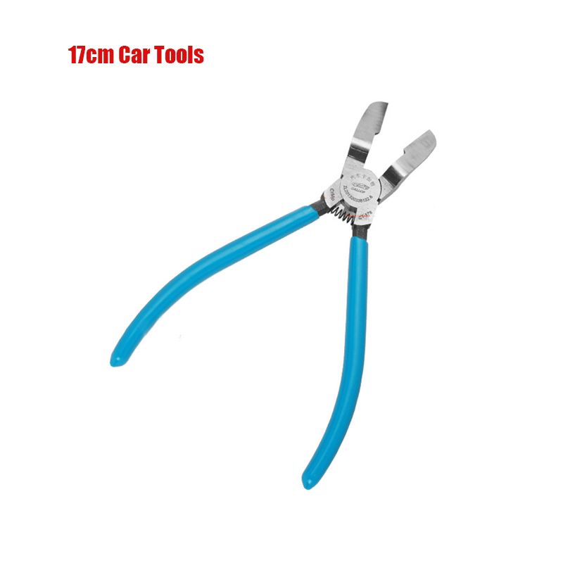 17 cm Car Tools Plier Tool Auto Car Trim Clip Door Panel Diagonal Plier Rivets Fastener Trim Clip Cutter Remover Puller Tool