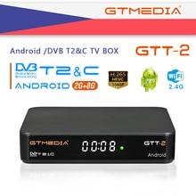 GTMEDIA GTT2 Android 6.0 TV Box 2GB RAM 8GB ROM 2.4G WiFi se