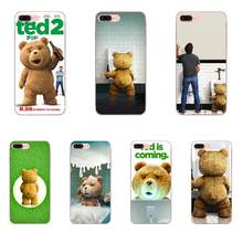 Ted Bear Movieted 2 TPU Fashion Original For Galaxy Alpha Note 10 Pro A10 A20 A20E A30 A40 A50 A60 A70 A80 A90 M10 M20 M30 M40(China)