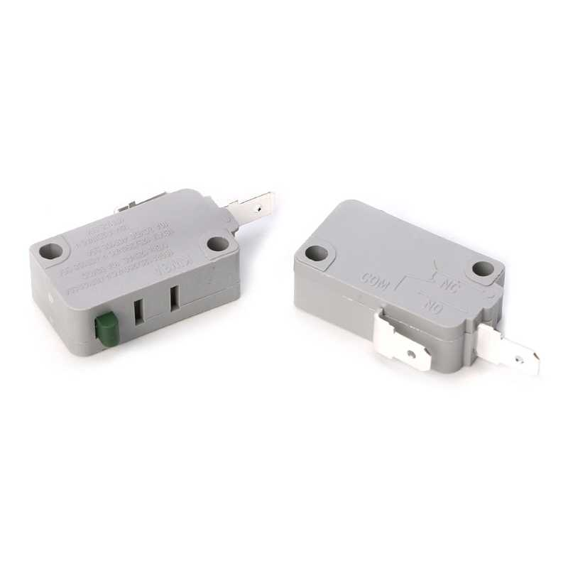 KW3A 16A 125V//250V Microwave Oven Door Micro Switch Normally Close NwJA