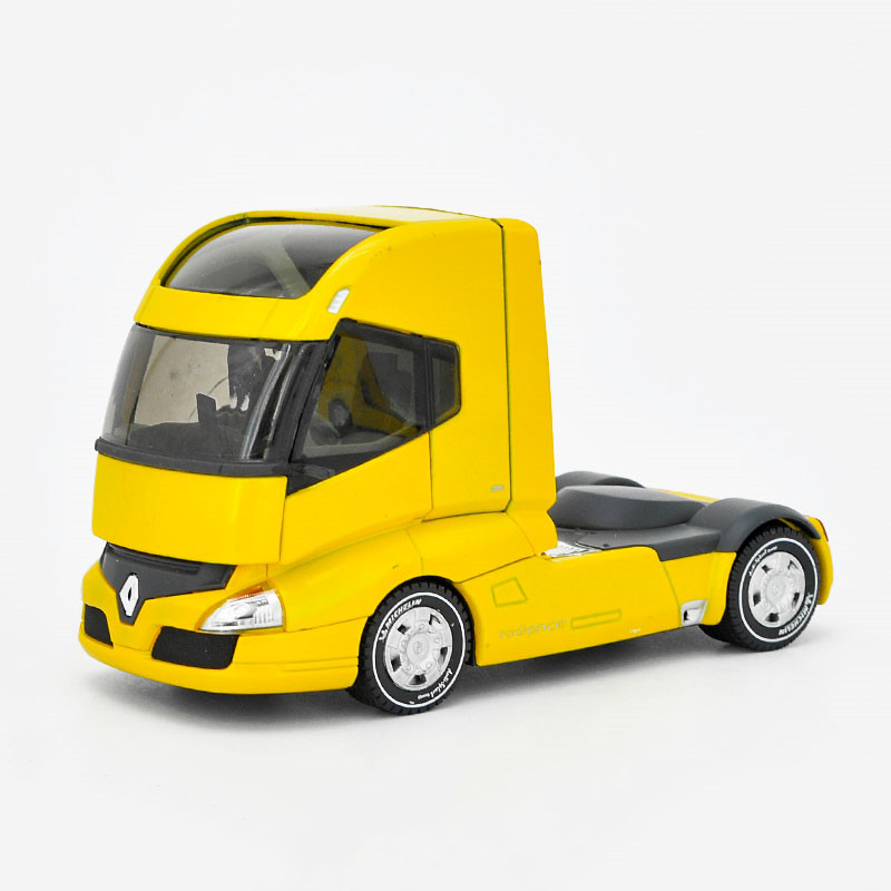 High Quality 1:43 Renault Concept Truck Alloy Model,simulation Die Cast Collection Of Gifts And Ornaments,free Shipping