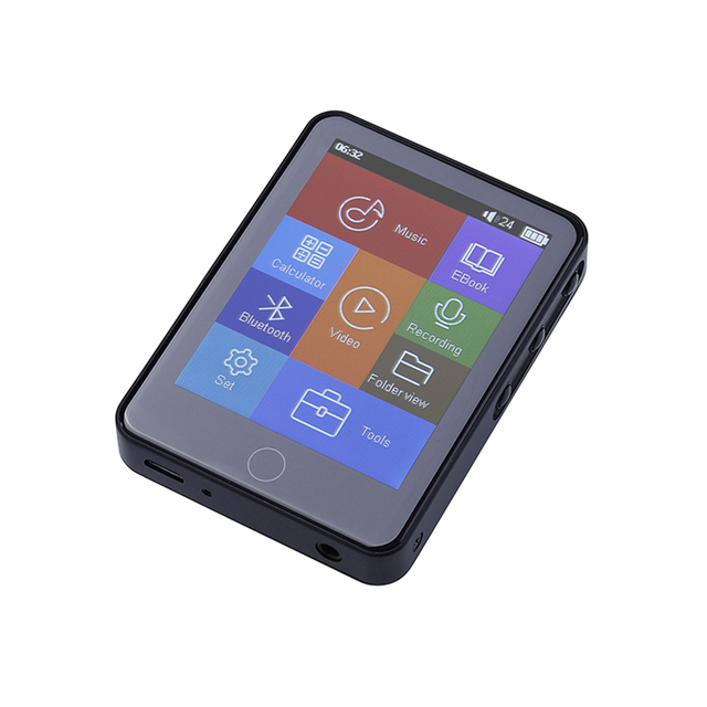 8GB Touchscreen  Mutil Use for Portable Recording   1