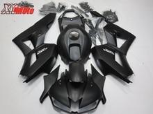 Motorcycle Fairing Kit For Honda CBR600RR F5 2013-2017 Injection ABS Plastic Fairings CBR 600RR 13-17 Matte Black Bodyworks