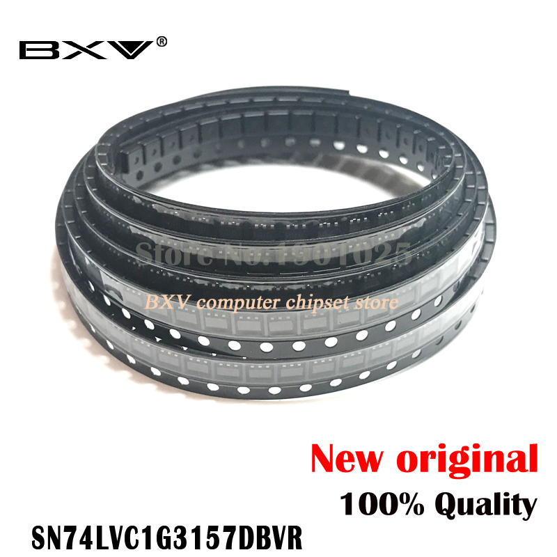 Free Shipping 10pcs/lot SN74LVC1G3157DBVR SN74LVC1G3157 74LVC1G3157 SOT23-6 New Original