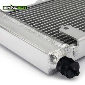 Image 4 - BIKINGBOY Aluminum Engine Water Cooling Cooler Radiator For Honda NC 700 / ABS 2012 2017 NC 750 ABS 2014 2019 19010 MGS J31