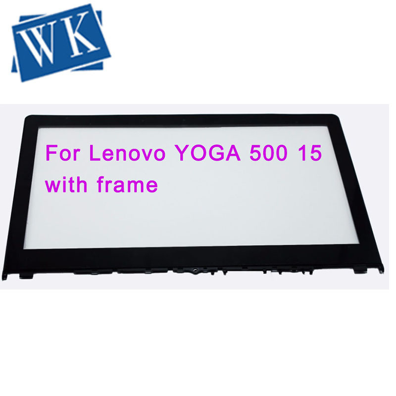 For Lenovo Yoga 500-15IBD 80N6 Yoga 500-15ISK 80R6 Yoga 500-15IHW 80N7 Touch Screen Panel Digitizer Sensor Glass Replacement
