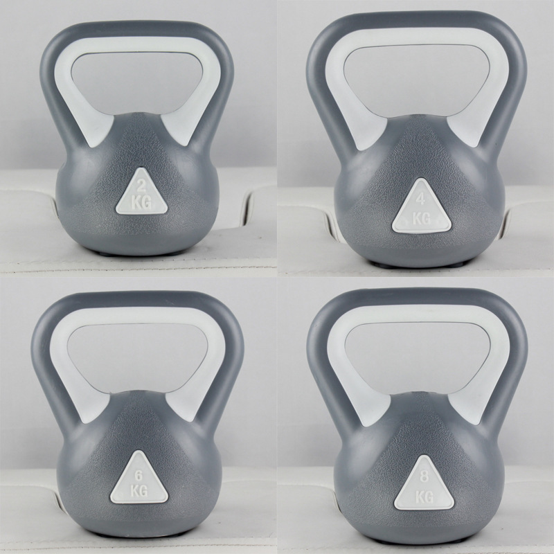 New Style Professional Fitness Kettle Bell Body Building Lifting Kettle-bell Unisex Exercise Kettlebell Swing