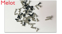 any PCS Self Tapping Screws M1.3M4 Carbon Steel Laptop Computer Philips Cross Round Head Self Tapping Screw Bolts