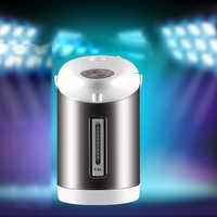 Casa inteligente automático preservação do calor garrafa de água elétrica escritório pote de água de aço inoxidável pote de água quente máquina