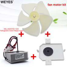 Fan-Motor Refrigerator for TCL Suitable-For Kbl-48zwt05-1204/Cw/W29-11/.. New Genuine