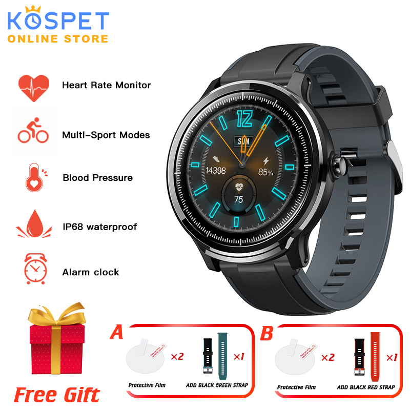 ip68 Waterproof Smart Watch Men Full Touch Heart Rate Monitor Blood Pressure Weather Sport Fitness Tracker SN80 Smartwatch Women(China)