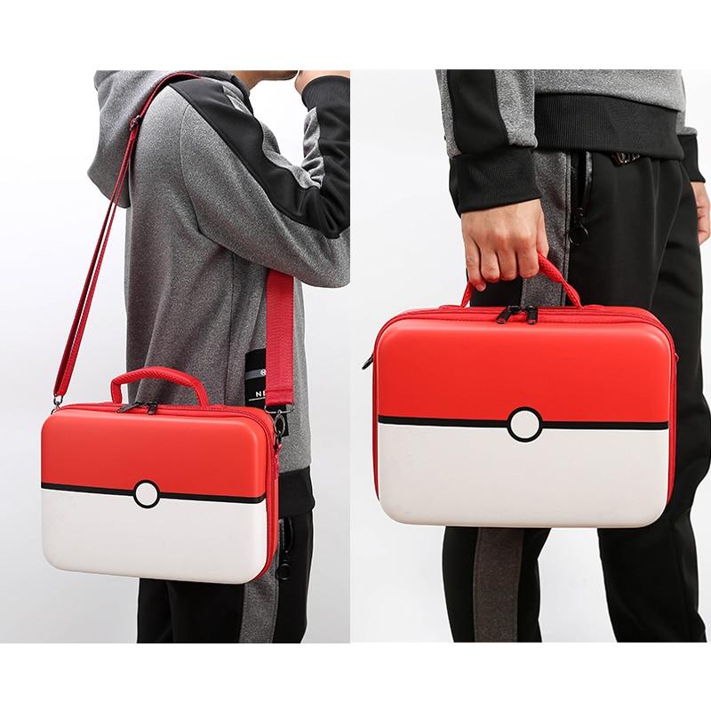 Nintend Switch Case accessoires Pokemons Nintendoswitch sac de rangement sac à main Nintendos jeux de mode