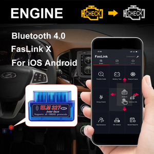 ELM 327 V2.1 Bluetooth 4.0 Fas