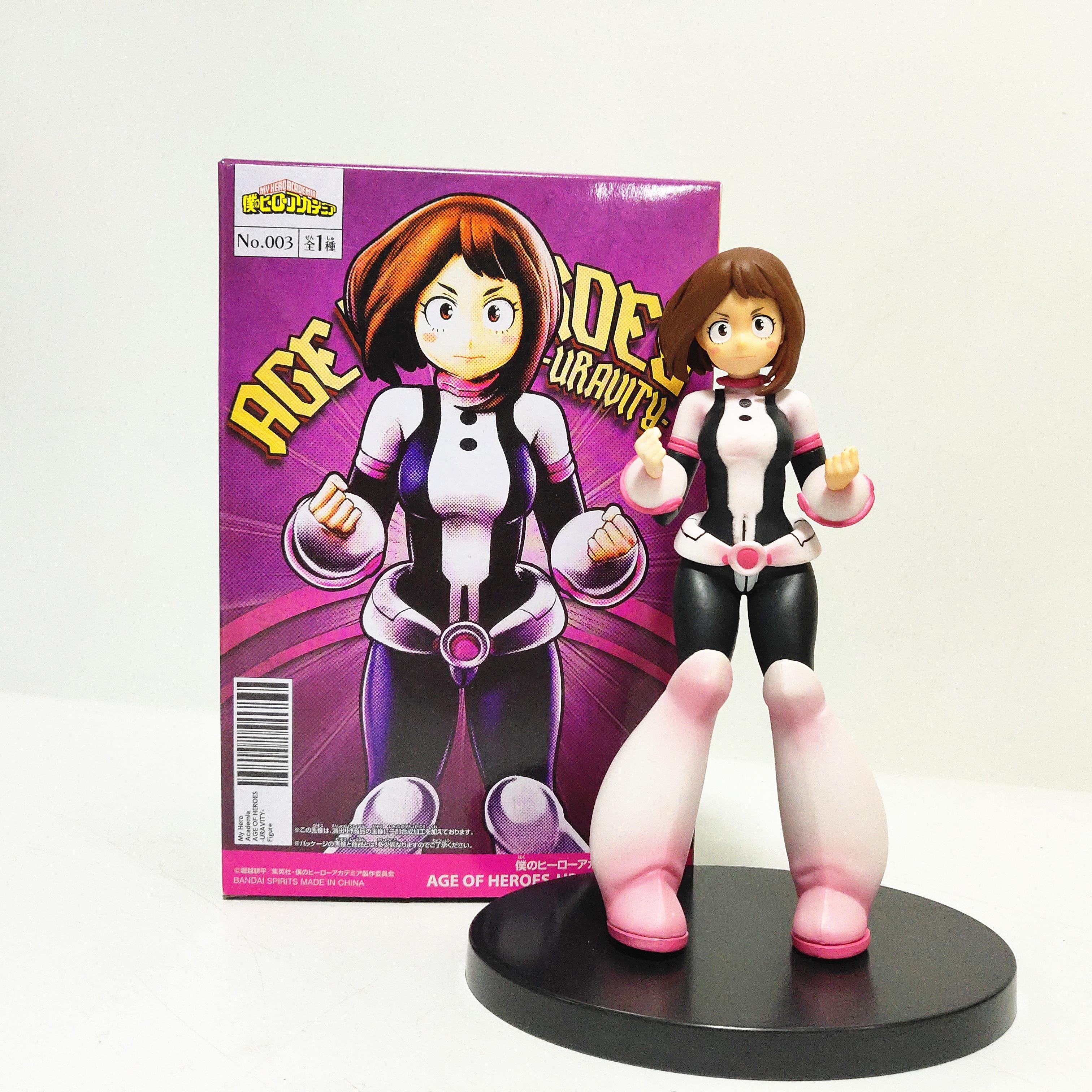 Anime My Hero Academia OCHACO URARAKA 160mm PVC Action Figure Boku No Hero Academia Model Toys Figurine Dolls Gift