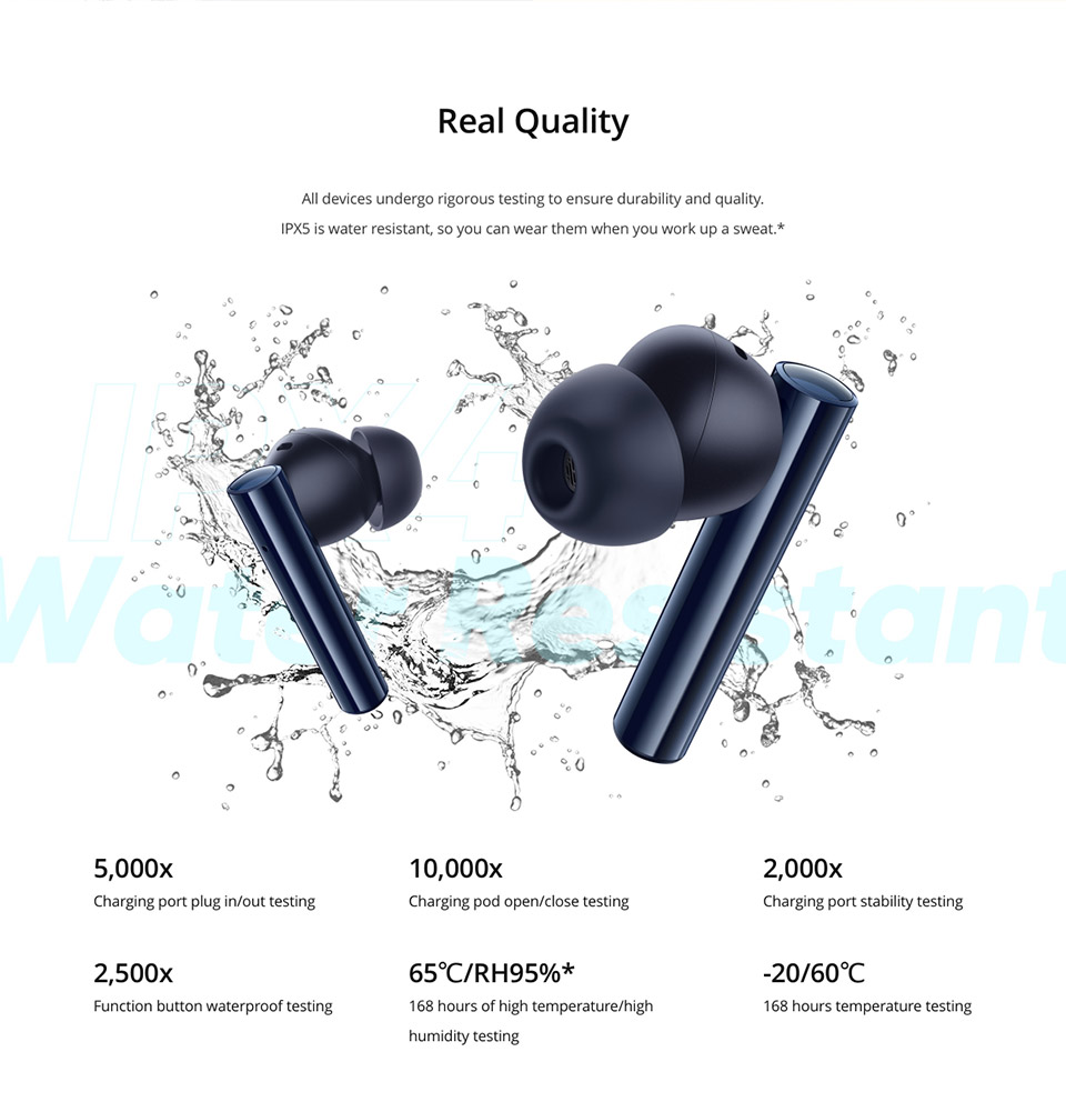 Realme Buds Air 2 with Active Noise Cancellation 9