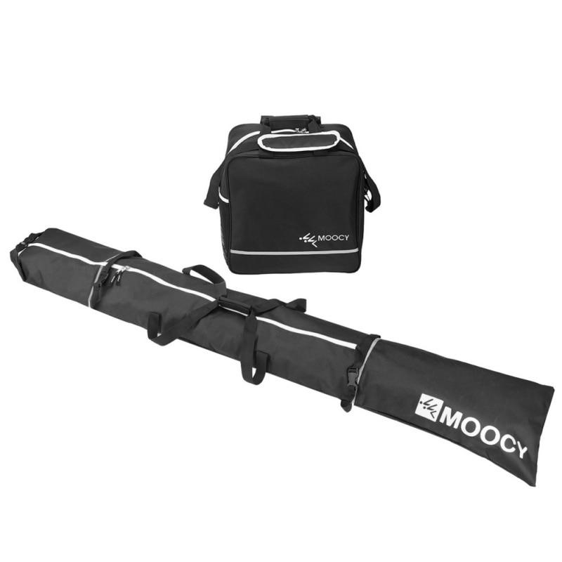 Snowboard Bag Large Capacity Ski Backpack Waterproof Ski Boots Winter Ski Equipment Storage Bag Backpack