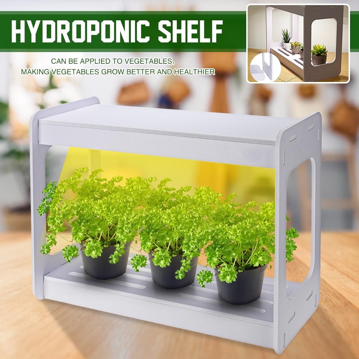 Smart Herb Garden Kit Led Grow Light