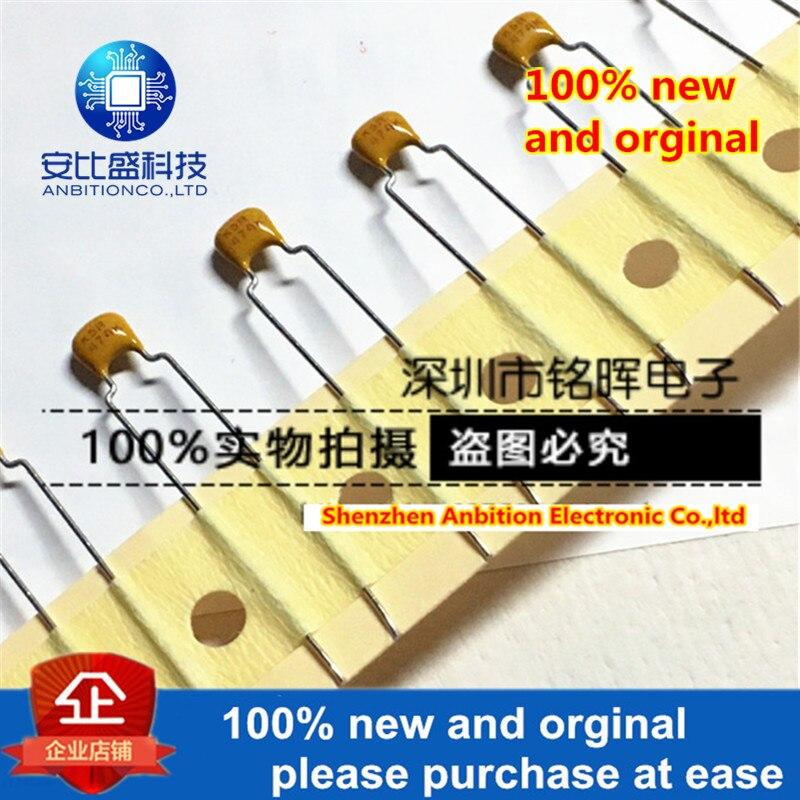 5 шт. 100% новый и orgianl MLCC 50 в 0,47 мкФ 10% C330C474K5R5TA7303 474K многослойный керамический конденсатор в наличии