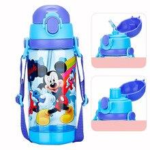 Disney Minnie Mickey Mouse Cartoon Baby Cup Children Feeding