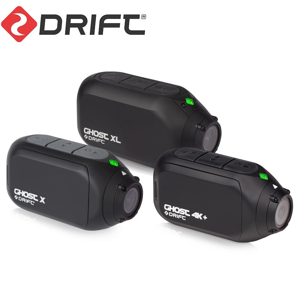 Cámara de vídeo de acción Drift Ghost X XL HD 4K + Plus, videocámara deportiva resistente al agua para casco de bicicleta, carrocería de motocicleta