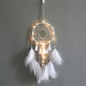 Wall Hanging Feather Dreamcatc