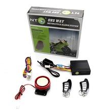 Alarma de disco de seguridad para motocicleta, a prueba de agua, bloqueo de seguridad Bloqueo de disco, antirrobo, LM898FS